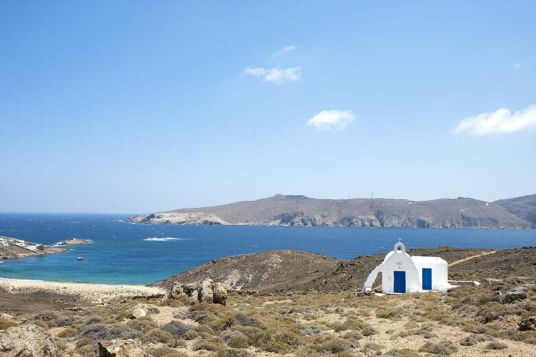 Where to stay in Agio Sostis, Mykonos