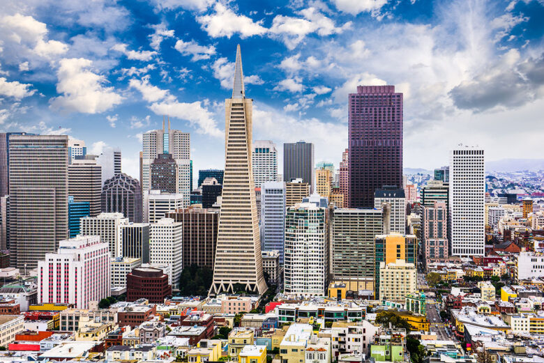 Where to stay in San Francisco: The Financial District