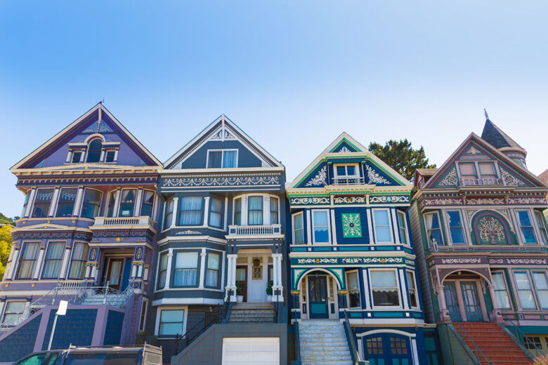 Haight-Ashbury: low-to-moderately prices in this neighborhood for your stay in San Francisco