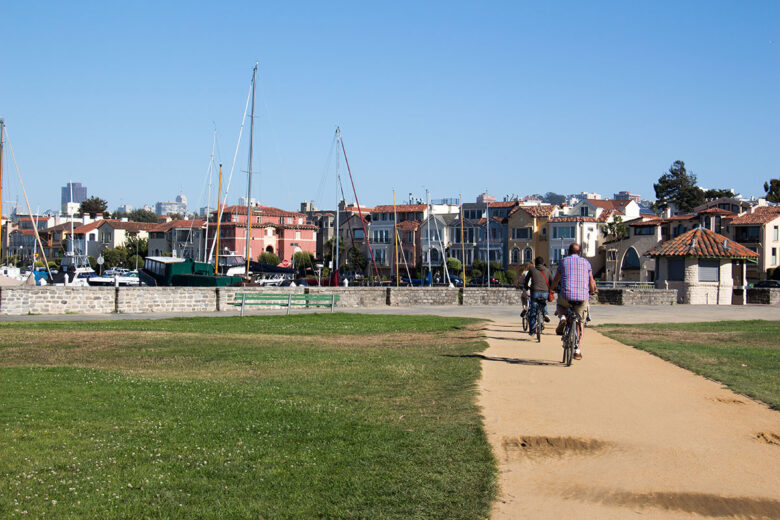 Stay in San Francisco: Marina District