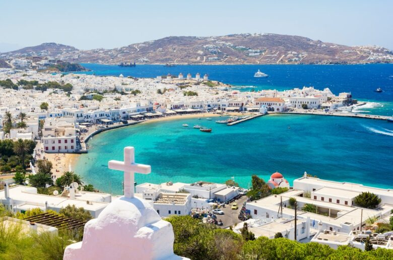 Where to stay in Mykonos: Best Areas and Neighborhoods