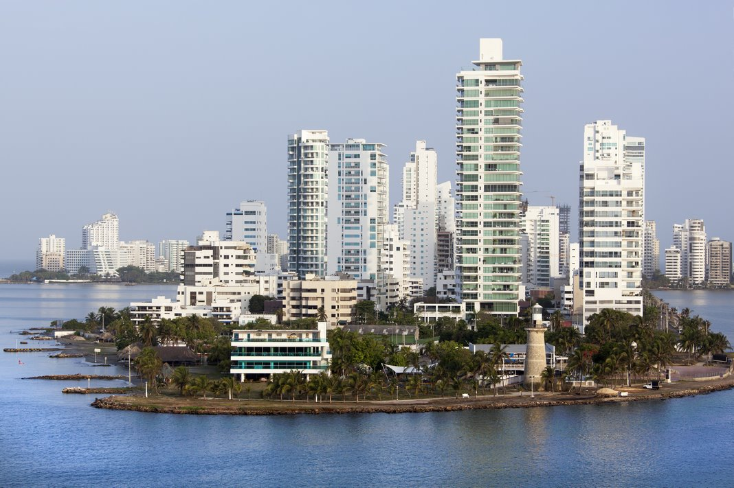 Best areas in Cartagena de Indias: Castillogrande