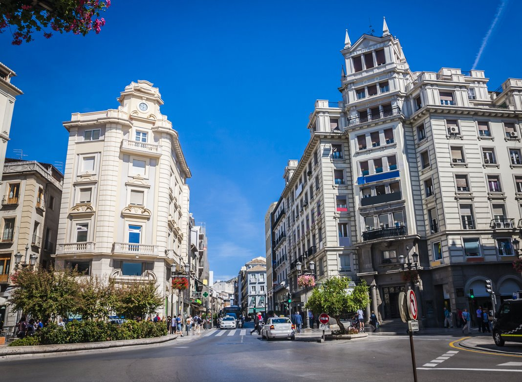 Best area to stay in Granada