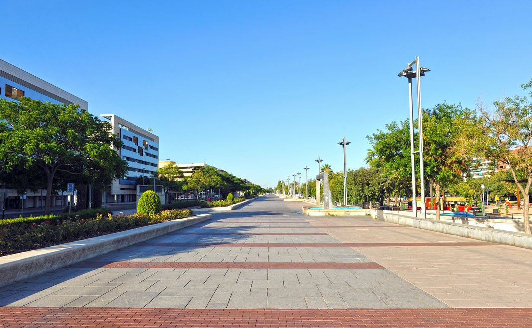 Best areas to stay in Cordoba: Vial Norte