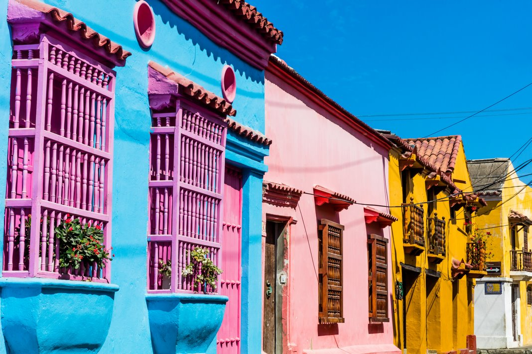 Best places to stay in Cartagena: Getsemaní