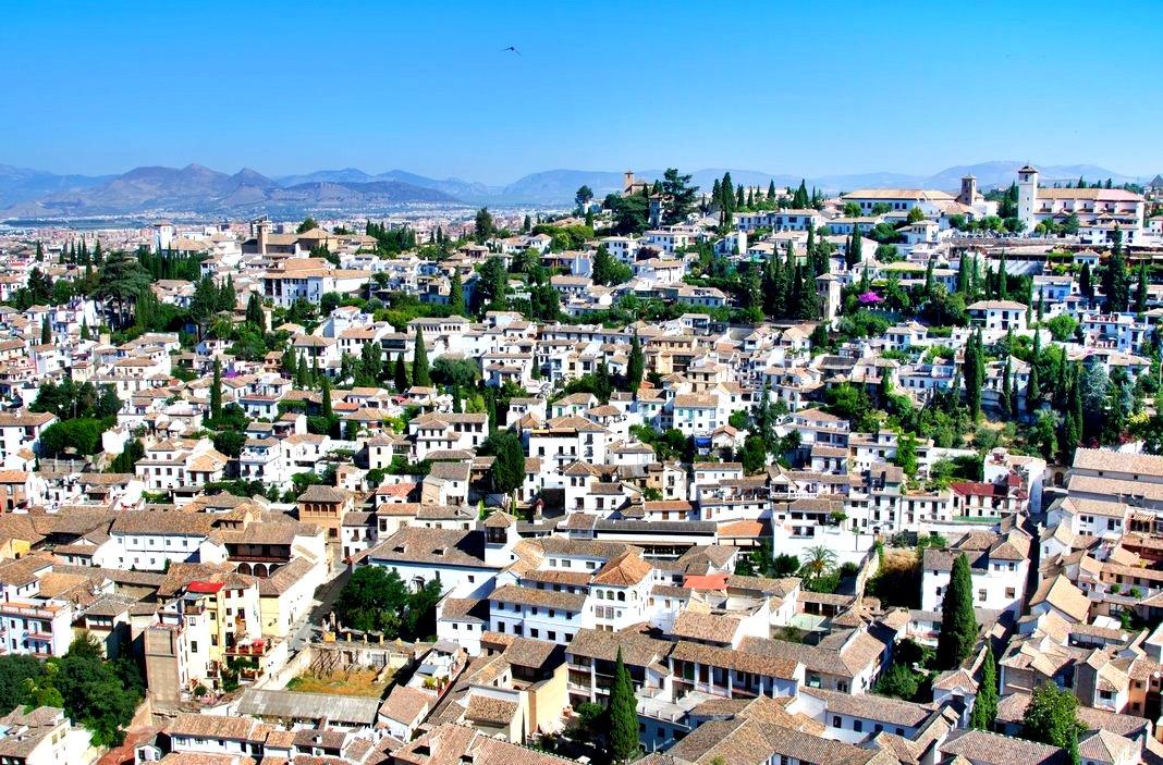 Best neighborhoods in Granada: Albaicín