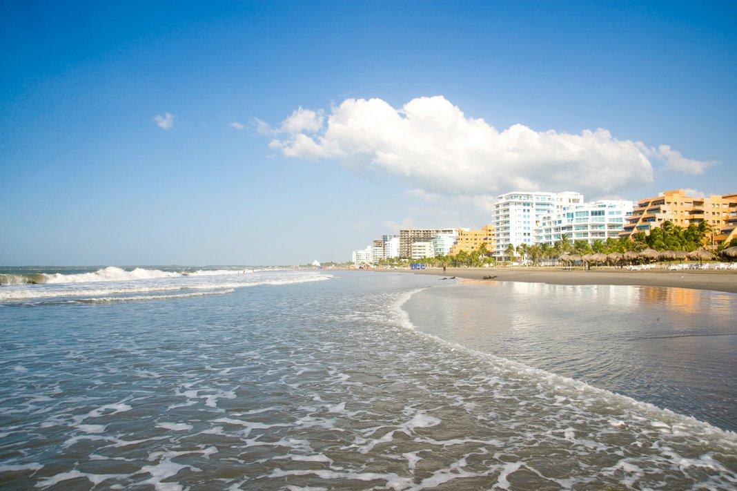Best areas in Cartagena de Indias: La Boquilla