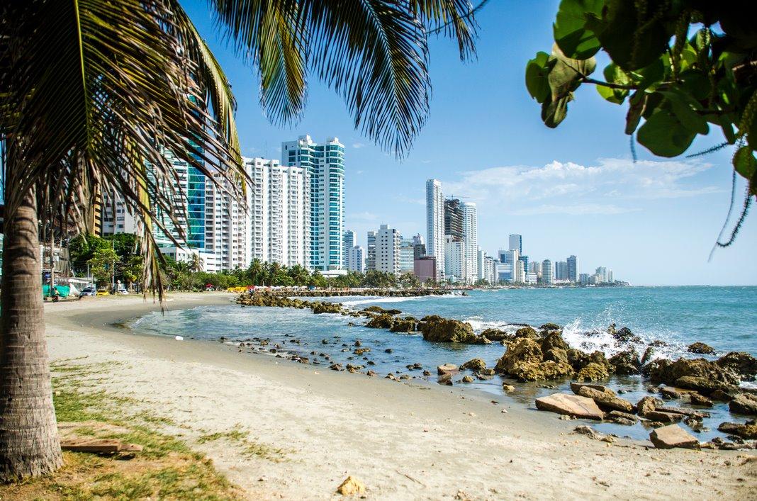 Where to stay in Cartagena de Indias: Bocagrande