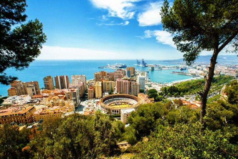 Where to stay in Malaga