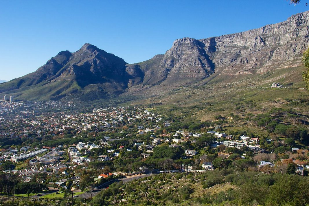 Best areas in Cape Town: Tamboerskloof