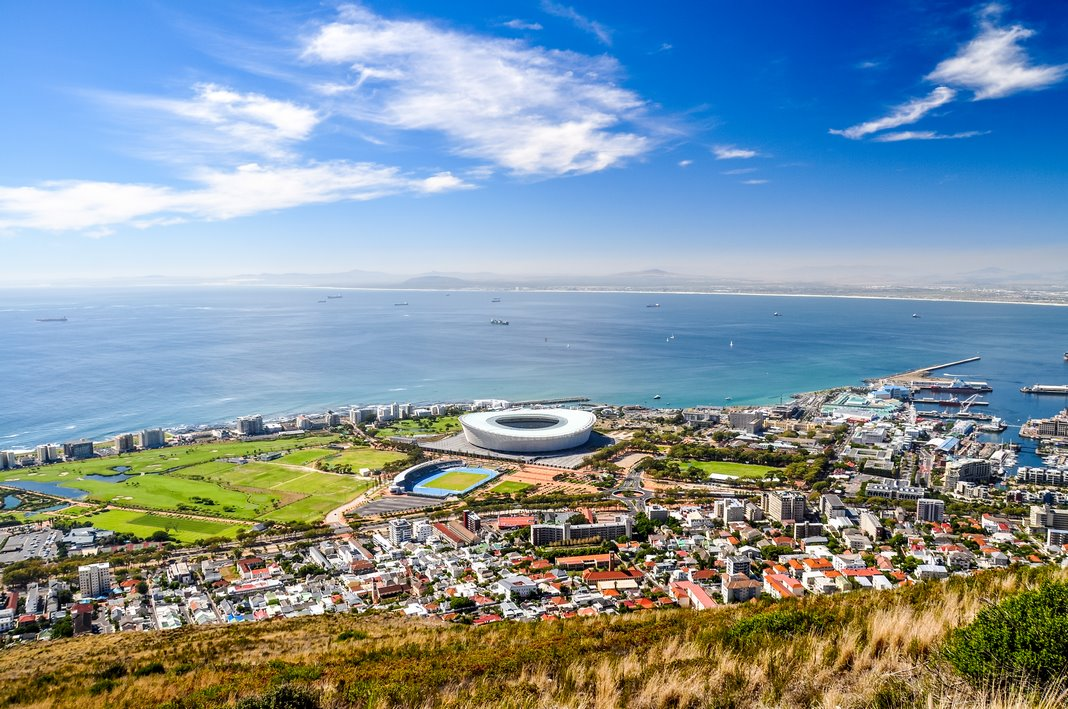 Accommodation in Cape Town: Green Point