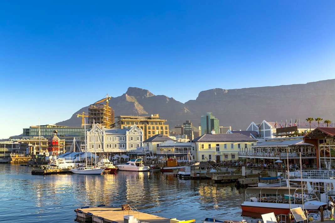 Best areas in Cape Town: Waterfront