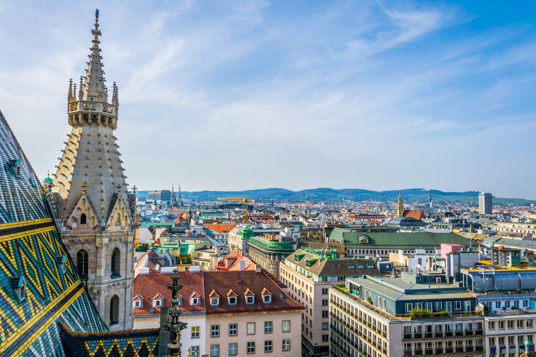 Best area to stay in Vienna: Innere Stadt