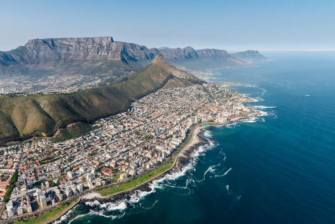 Best neighborhoods in Cape Town: Seapoint