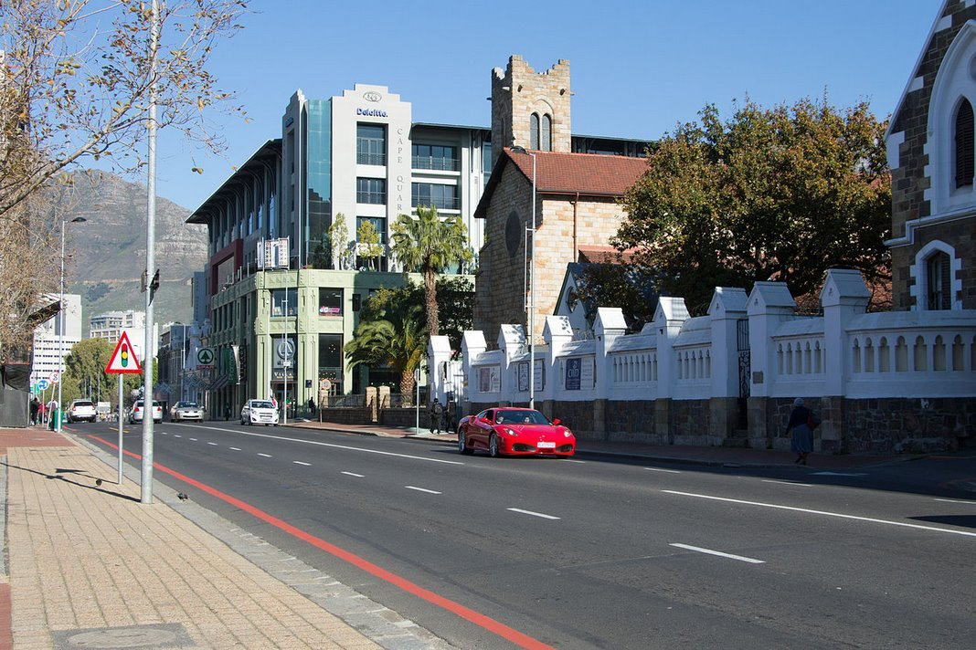 Best areas to stay in Cape Town: De Waterkant