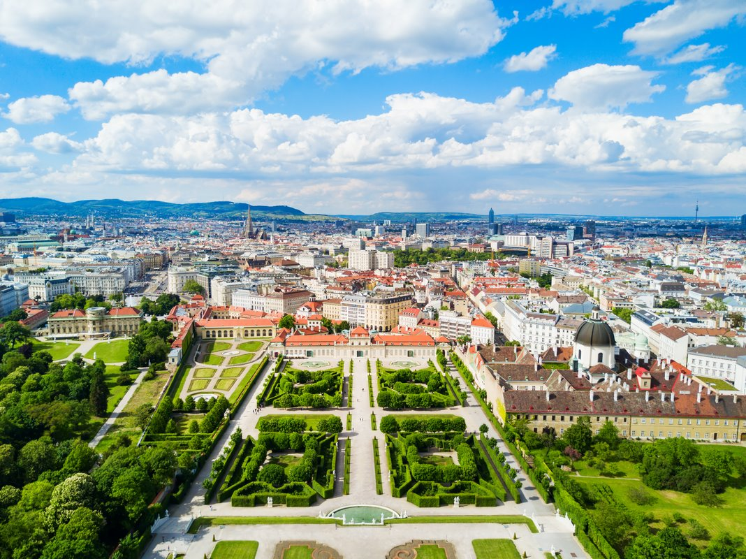 Best neighborhoods to stay in Vienna: Landstrasse