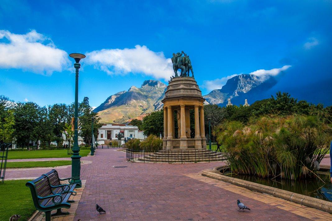 Neighborhoods in Cape Town: Gardens