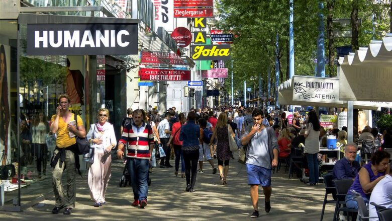 Neighborhoods in Vienna: Mariahilf