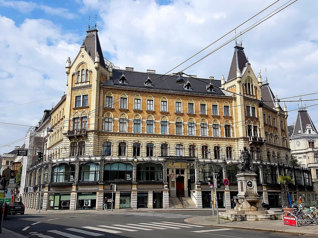 Where to stay in Vienna: Margareten