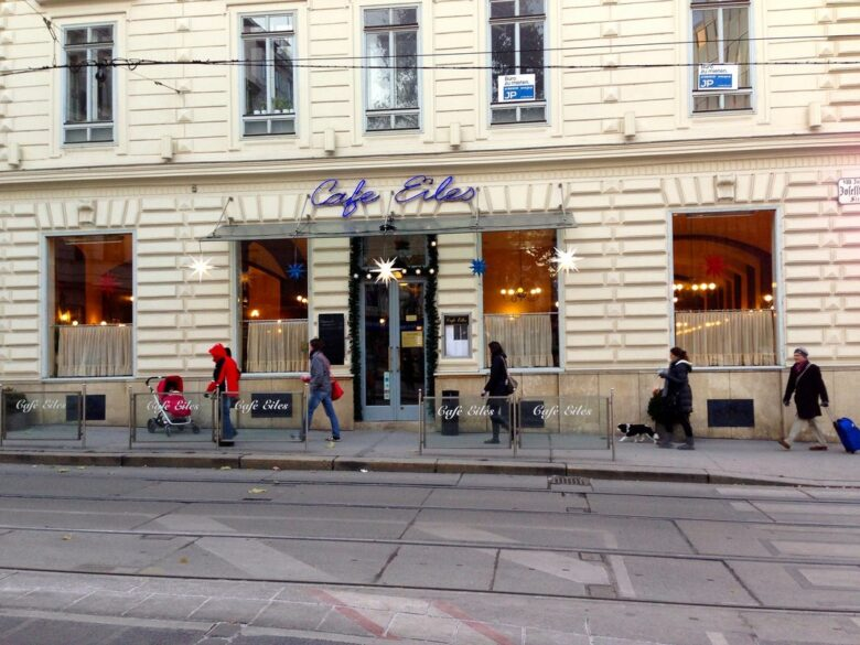 Where to stay in Vienna: Josefstadt
