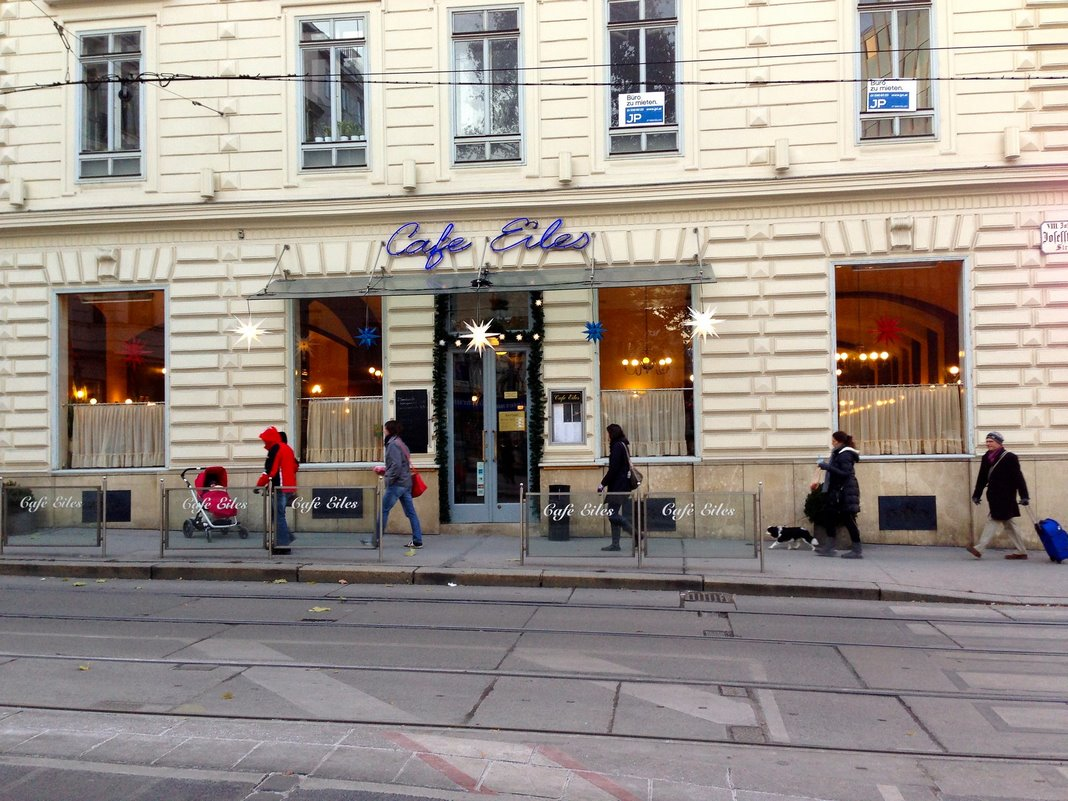 Where to stay in Vienna: Josefstadt