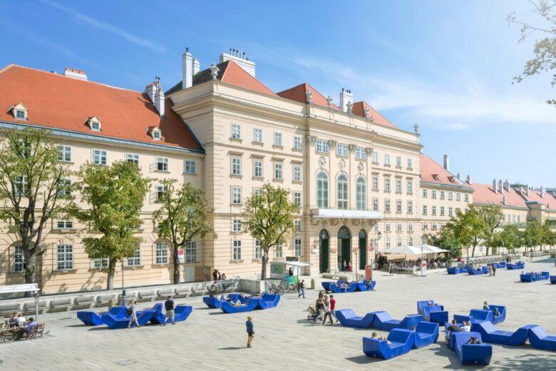 Where to stay in Vienna: Neubau