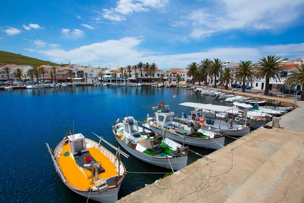 Accommodation in Menorca: Fornells