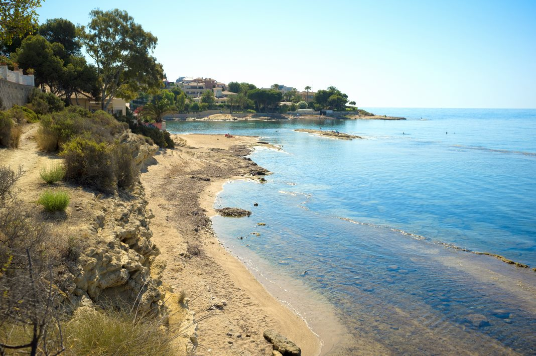 Best areas to stay in Alicante: Cape Huertas