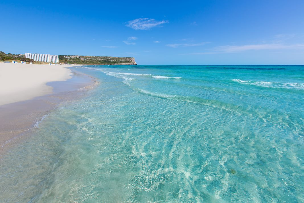 Best areas to stay in Menorca: Son Bou
