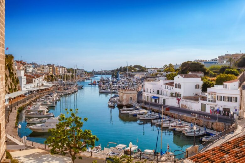 Best area to stay in Menorca: Ciutadella