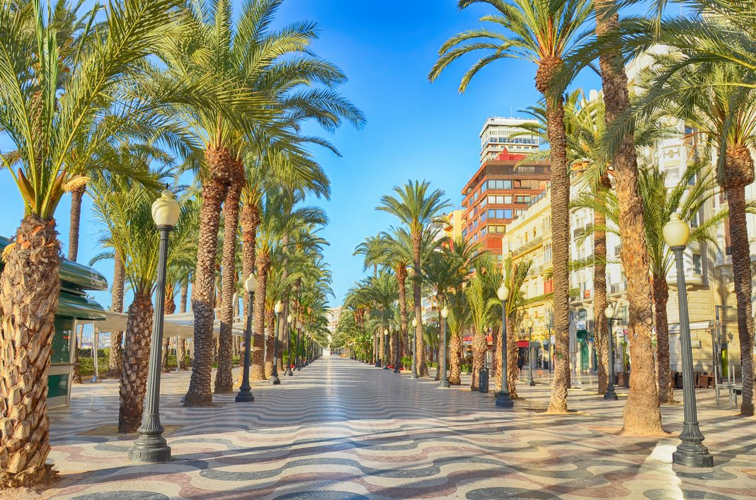 Best places to stay in Alicante