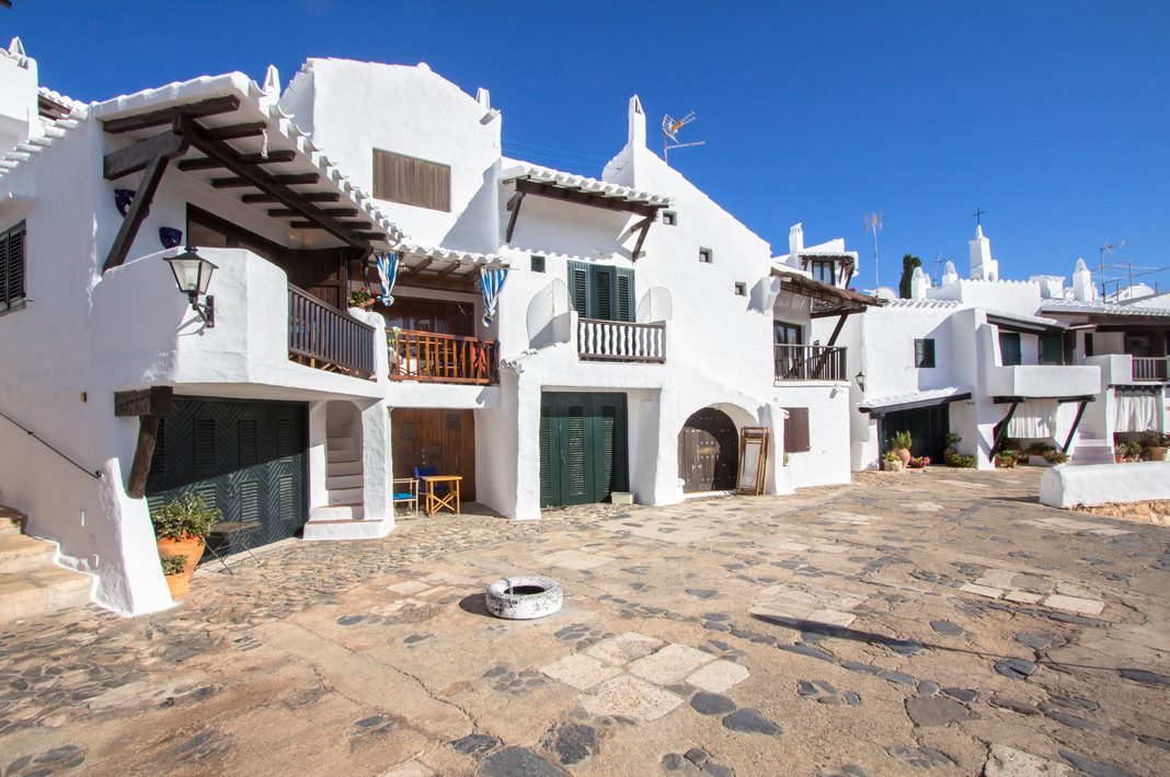 Best places to stay in Menorca: Binibeca
