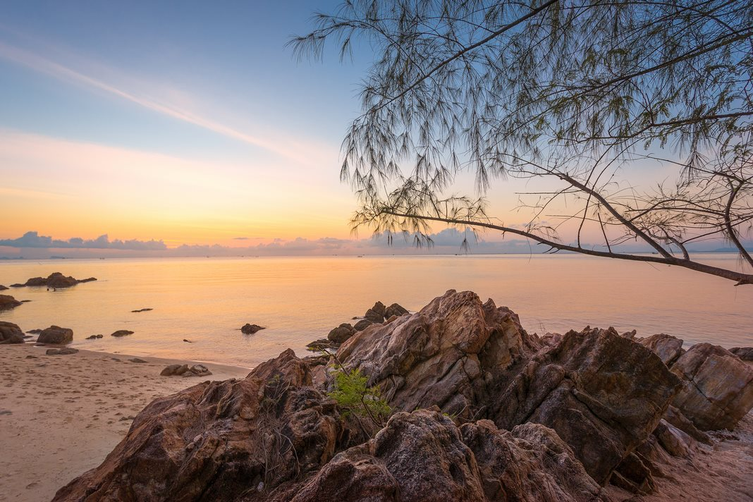 Best places to stay in Koh Phangan: Srithanu