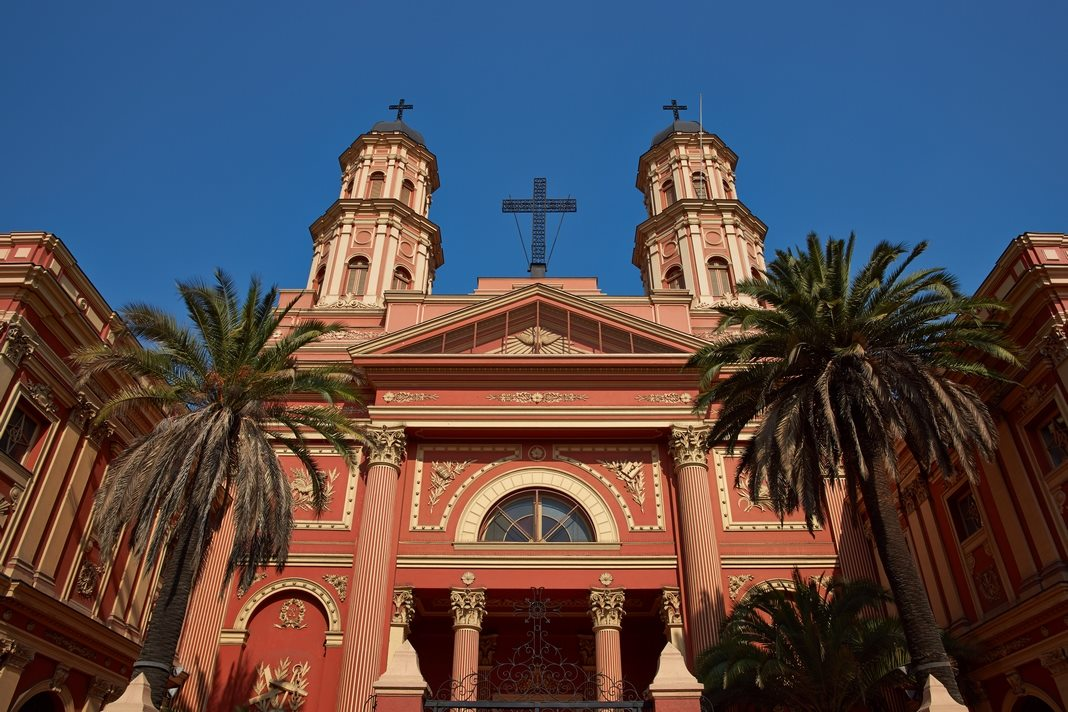 Best places to stay in Santiago de Chile