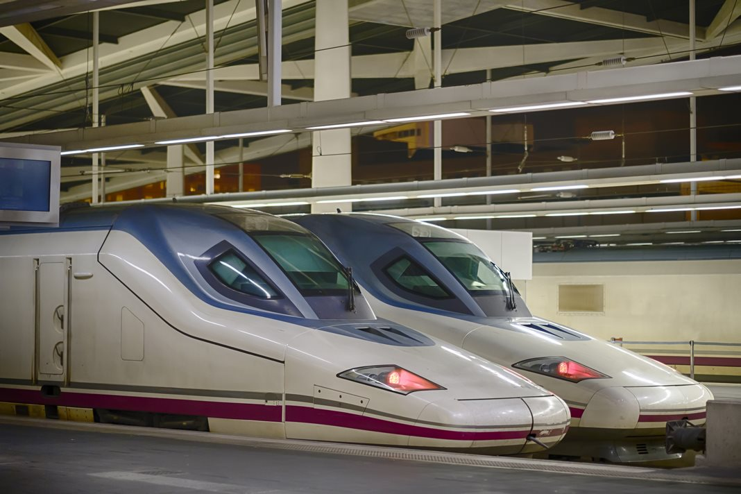 Best places to stay in Alicante: Train Station