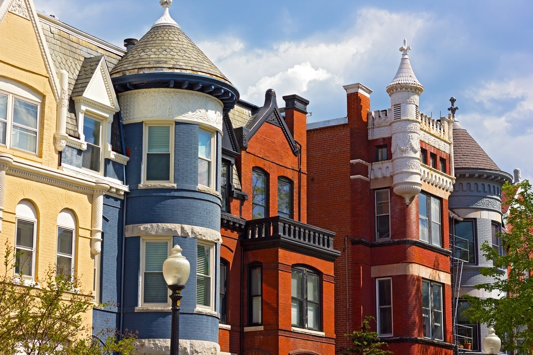 Best places to stay in Washingtown D.C.: Dupont Circle