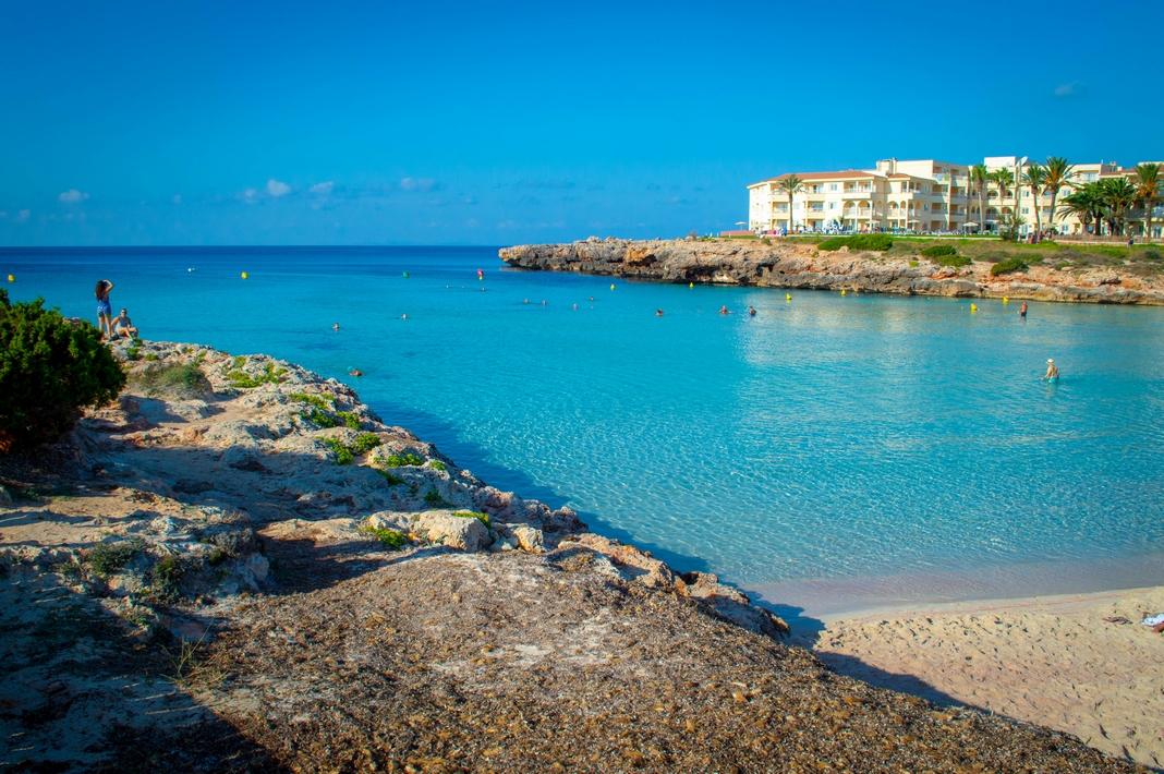 Cala en Bosch Menorca