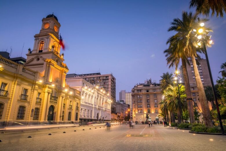 Where to stay in Santiago de Chile: Centro