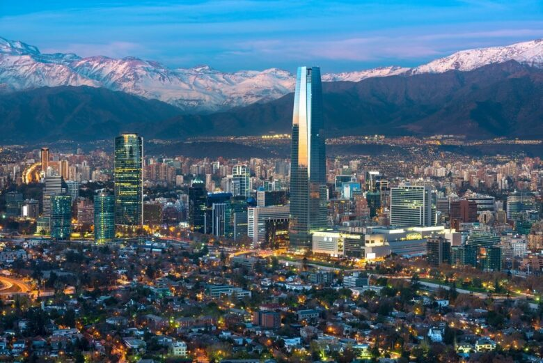 Where to stay in Santiago de Chile: Las Condes