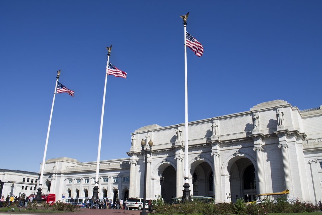 Best areas to stay in Washington D.C.: Union Square