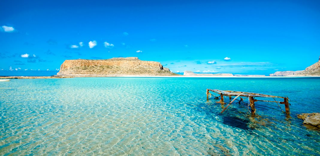 Best areas to stay in Crete