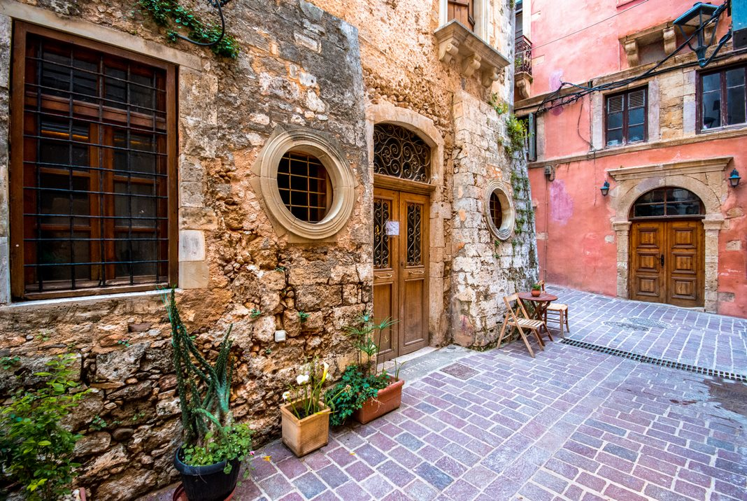Best areas to stay in Crete: Chania
