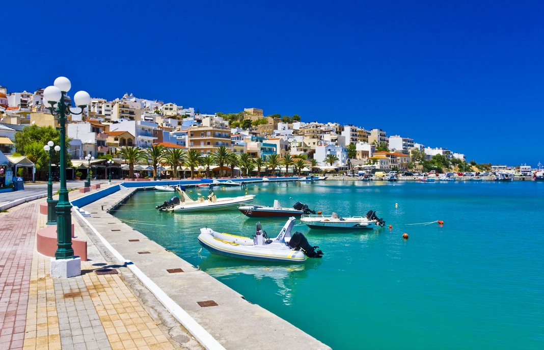 Best areas to stay in Crete: Sitia