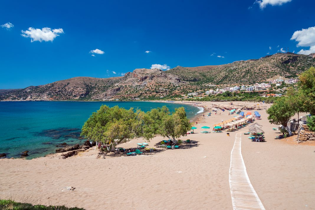 Best places to stay in Crete: Paleochora
