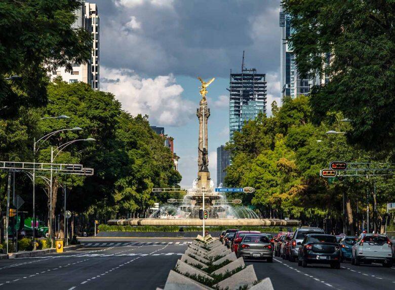 Paseo de La Reforma to stay in Mexico city