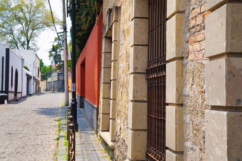 San Angel: an ideal home base to stay in Mexico city