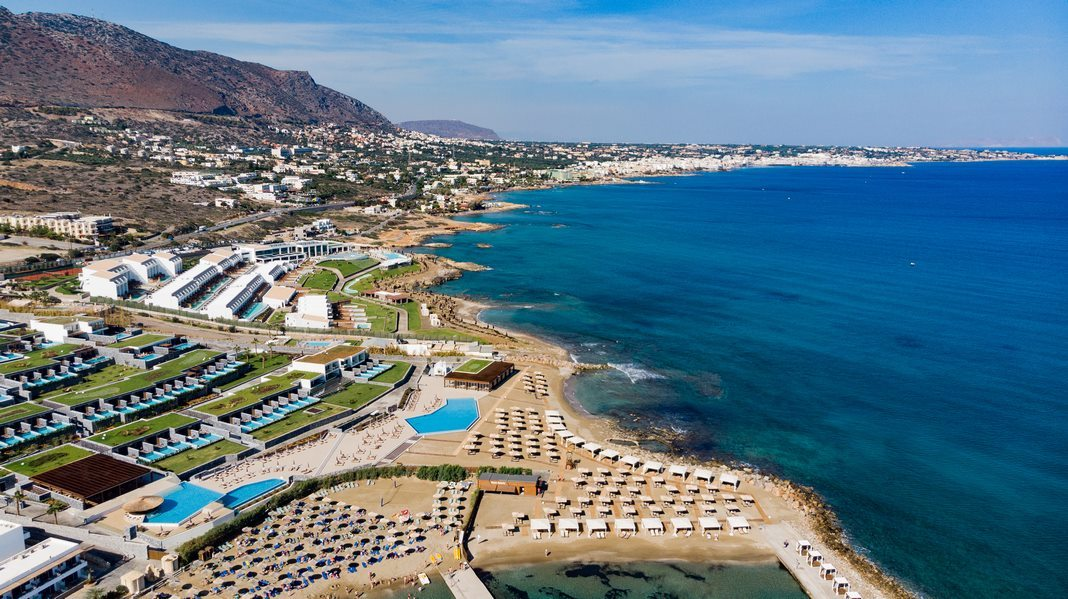 Best places to stay in Crete: Hersonissos
