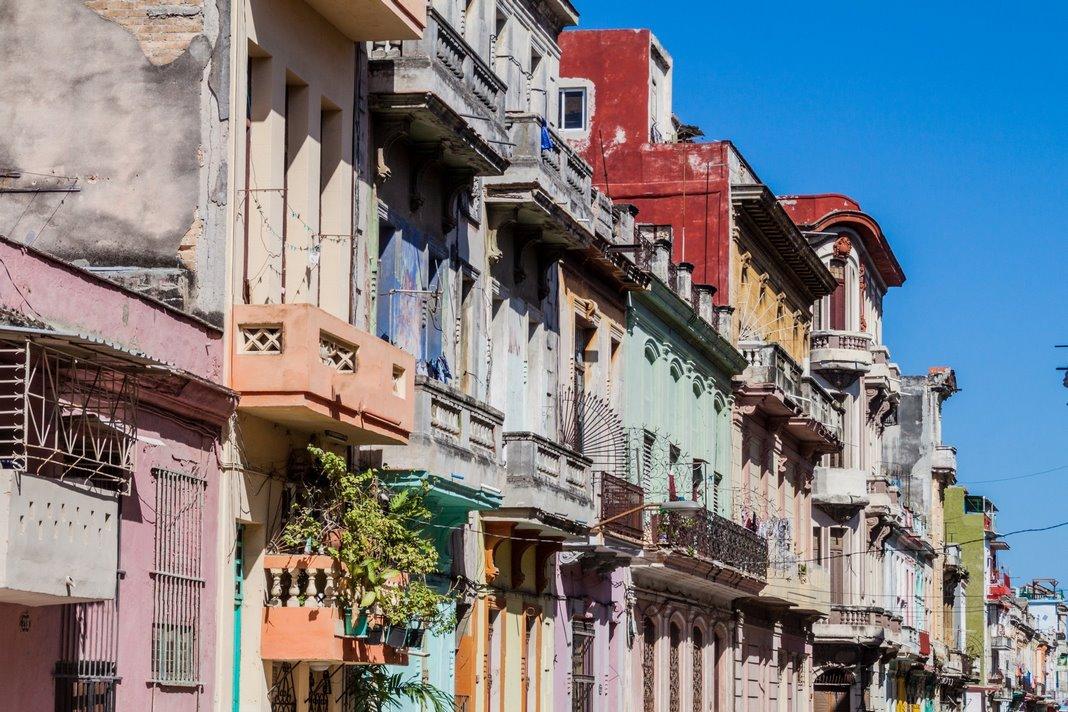 Best areas to stay in Havana: Havana Centro