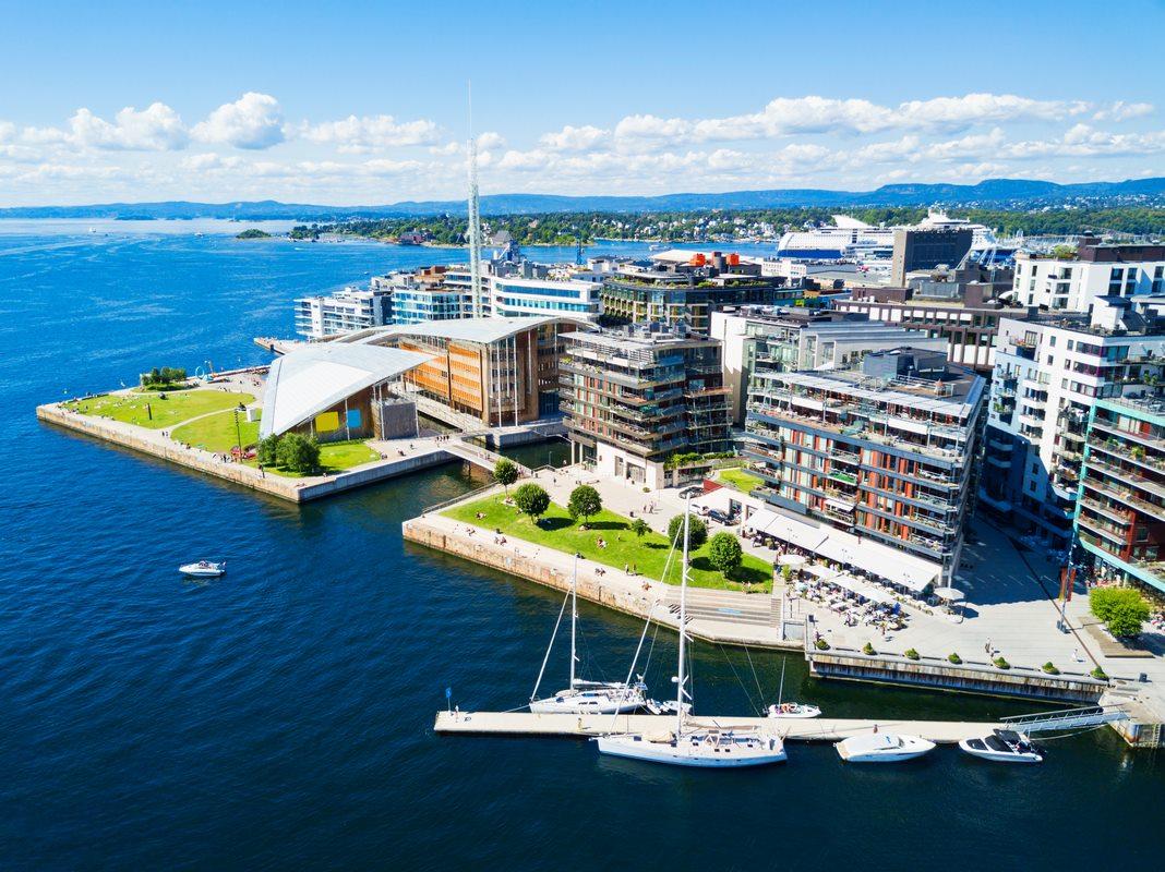 Stay in Oslo: Aker Brygge