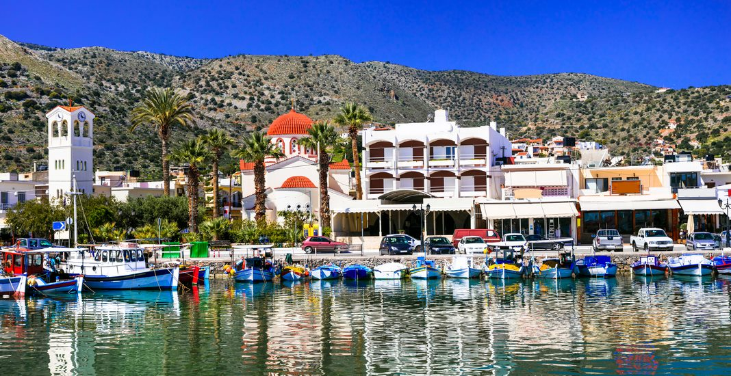 Where to stay in Crete: Elounda